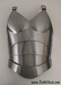 Frauen Brustplatte 'Siobhan'